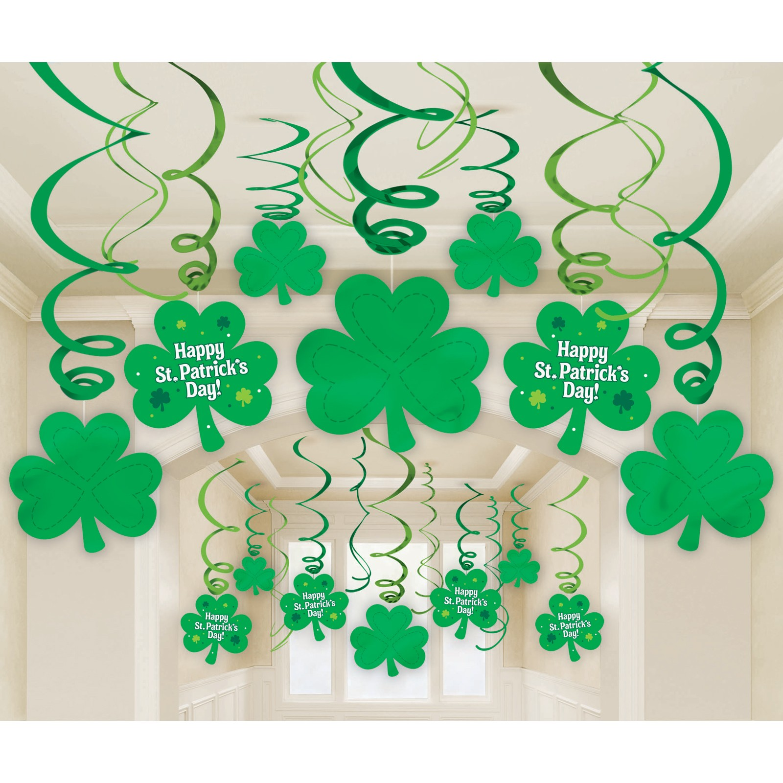 Decorating Ideas - St. Patrick\'s Day