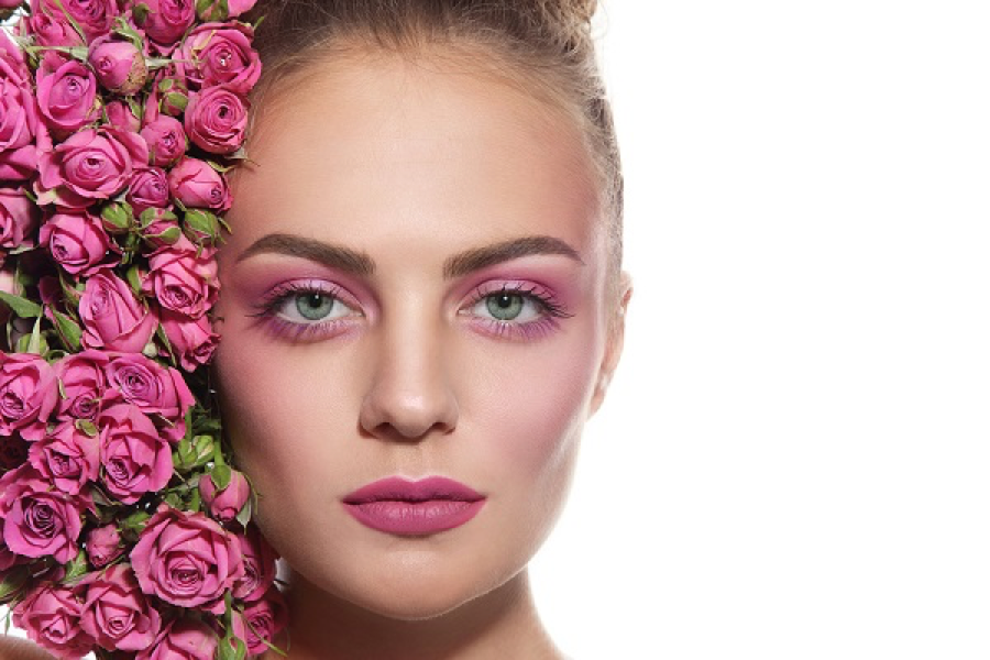 rose face - botanical products