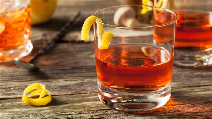 Sazerac - Cocktail of all time